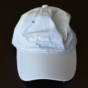 """Bad Hair Day"" Baseball Cap"